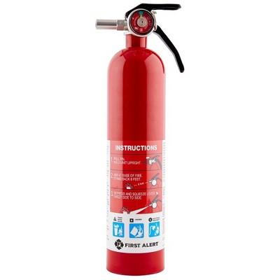First Alert GARAGE10 Garage BC Rechargable Fire Extinguisher