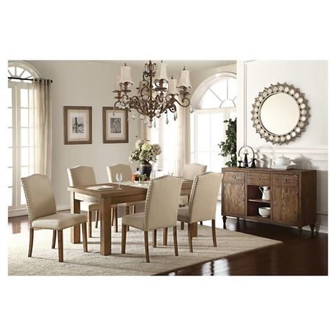 Dining Room Design Oak