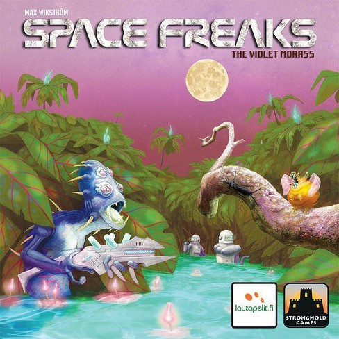 Space Freaks - Violet Morass Board Game - image 1 of 1