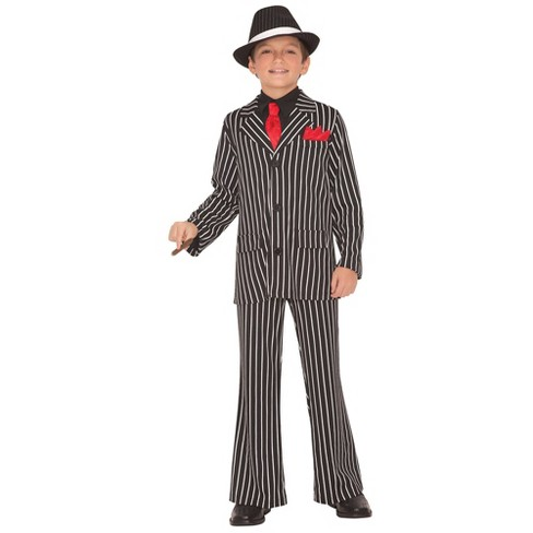 Boys' Gangster Guy Halloween Costume - image 1 of 1