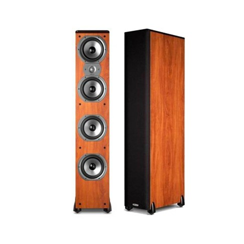 "Polk Audio TSi500 High Performance Tower Speakers with Four 6-1/2"" Drivers - Pair - image 1 of 5"