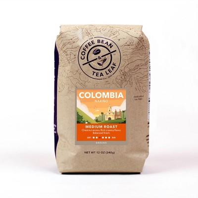 The Coffee Bean & Tea Leaf Colombian Medium Roast Ground Coffee - 12oz