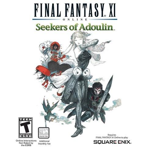 Final Fantasy XI: Seekers of Adoulin - PC Game (Digital)