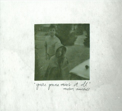Modern baseball - You're gonna miss it all (CD) - image 1 of 1