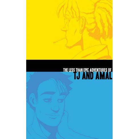 The Less Than Epic Adventures of Tj and Amal - (Tj & Amal) (Paperback) - image 1 of 1