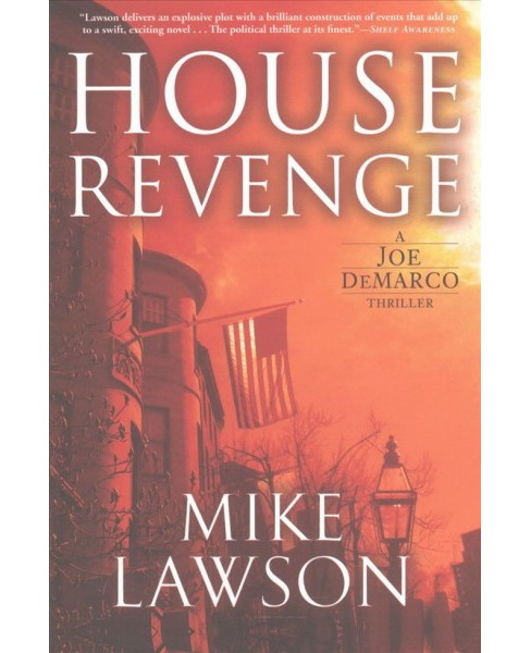 House Revenge (Reprint) (Paperback) (Mike Lawson) - image 1 of 1