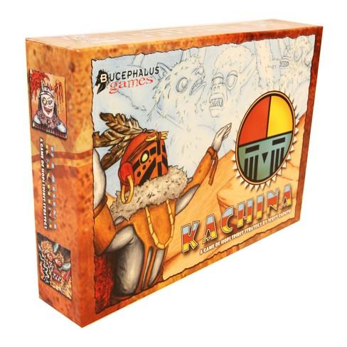 Bucephalus Games Kachina - image 1 of 6