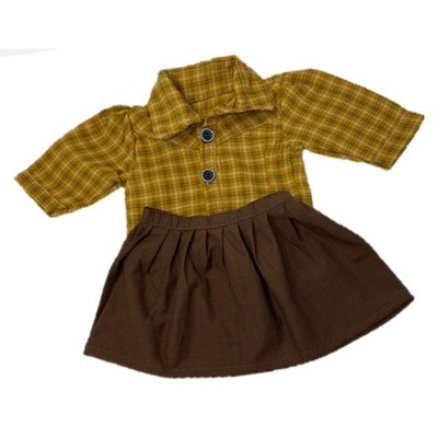 Doll Clothes Superstore Foot Stompin Good Time for Bitty Baby Doll