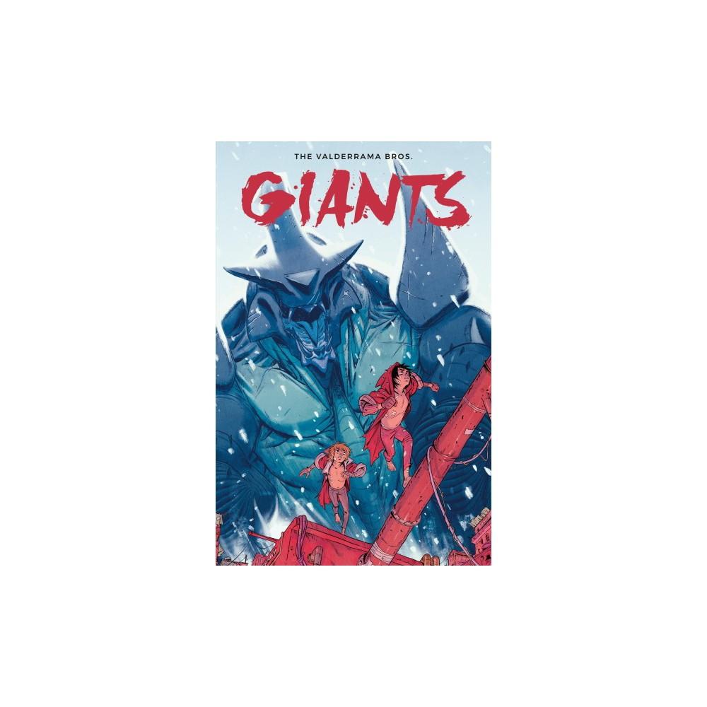 Giants - by Carlos Valderrama (Paperback)