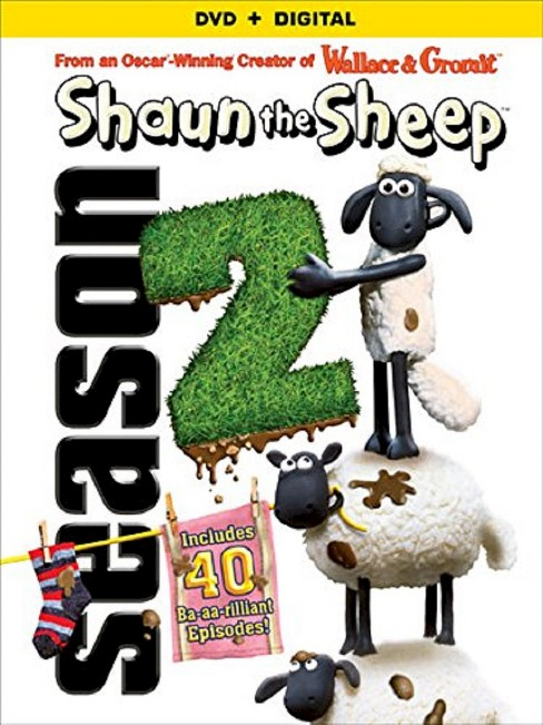Shaun The Sheep (DVD) - image 1 of 1
