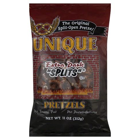 Unique Whole Wheat Extra Dark Pretzels 11oz 12 pk - image 1 of 3