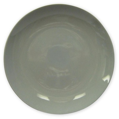 Dinner Plate Coupe Gray 10 x10  - Project 62™