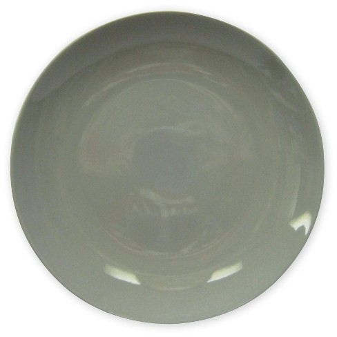 """Dinner Plate Coupe Gray 10""""x10"""" - Project 62™ - image 1 of 1"""