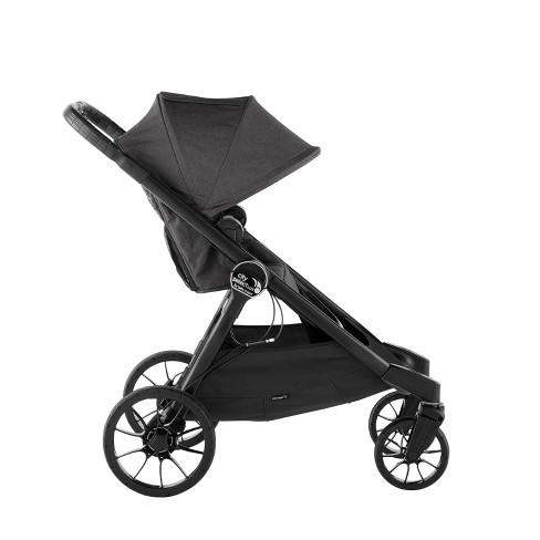 Baby Jogger City Select Lux Stroller Granite Black