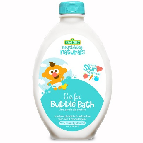 Nourishing Naturals Sesame Street B is for Bubble Bath - 16oz - image 1 of 1