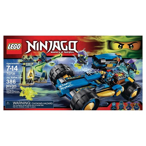 LEGO® Ninjago Jay Walker One 70731 - image 1 of 7