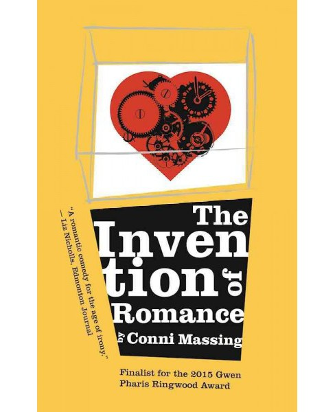 Invention of Romance (Paperback) (Conni Massing) - image 1 of 1