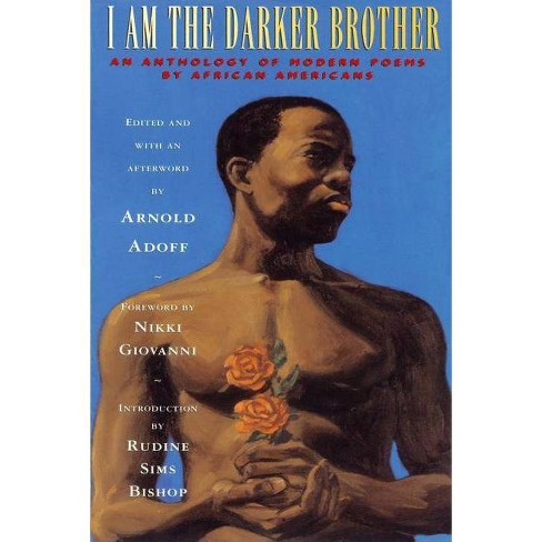 I Am the Darker Brother - by  Arnold Adoff (Paperback) - image 1 of 1