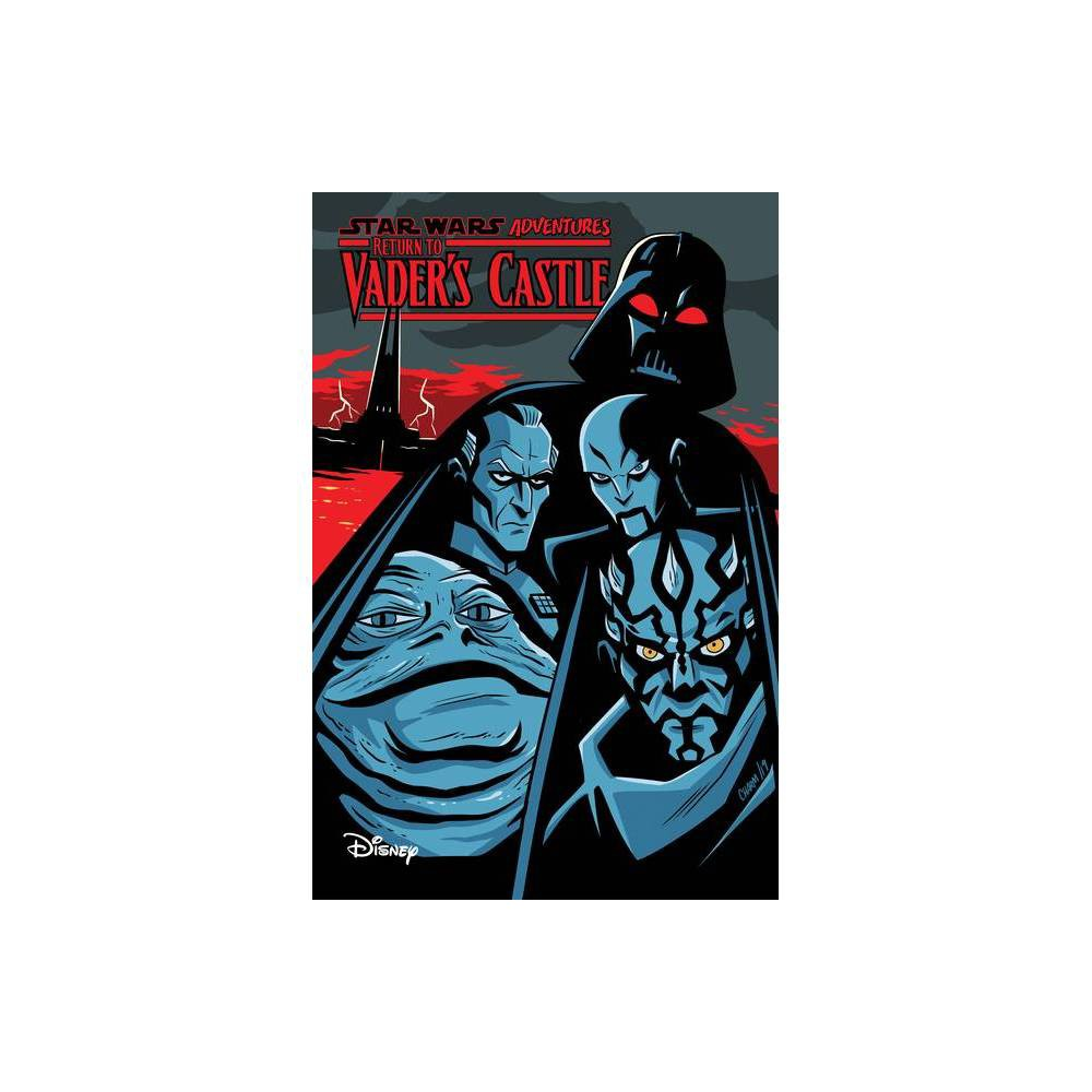 Star Wars Adventures Return To Vader S Castle By Cavan Scott Paperback