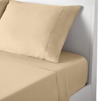 Soft Basic Sheet Set (Queen)Sand - Bedgear