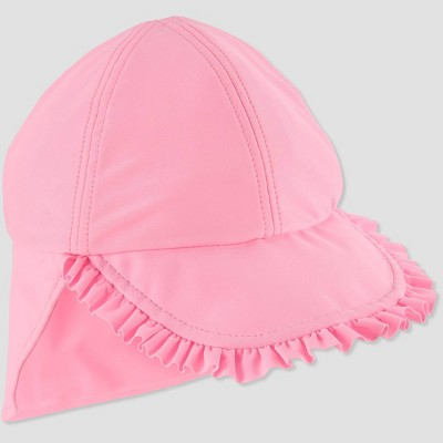 Baby Girls' Flap Swim Hat - Just One You® made by carter's Pink 6-12M