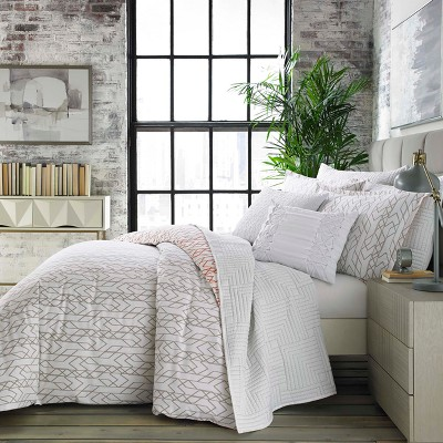 White Nile Comforter Set (King)- City Scene