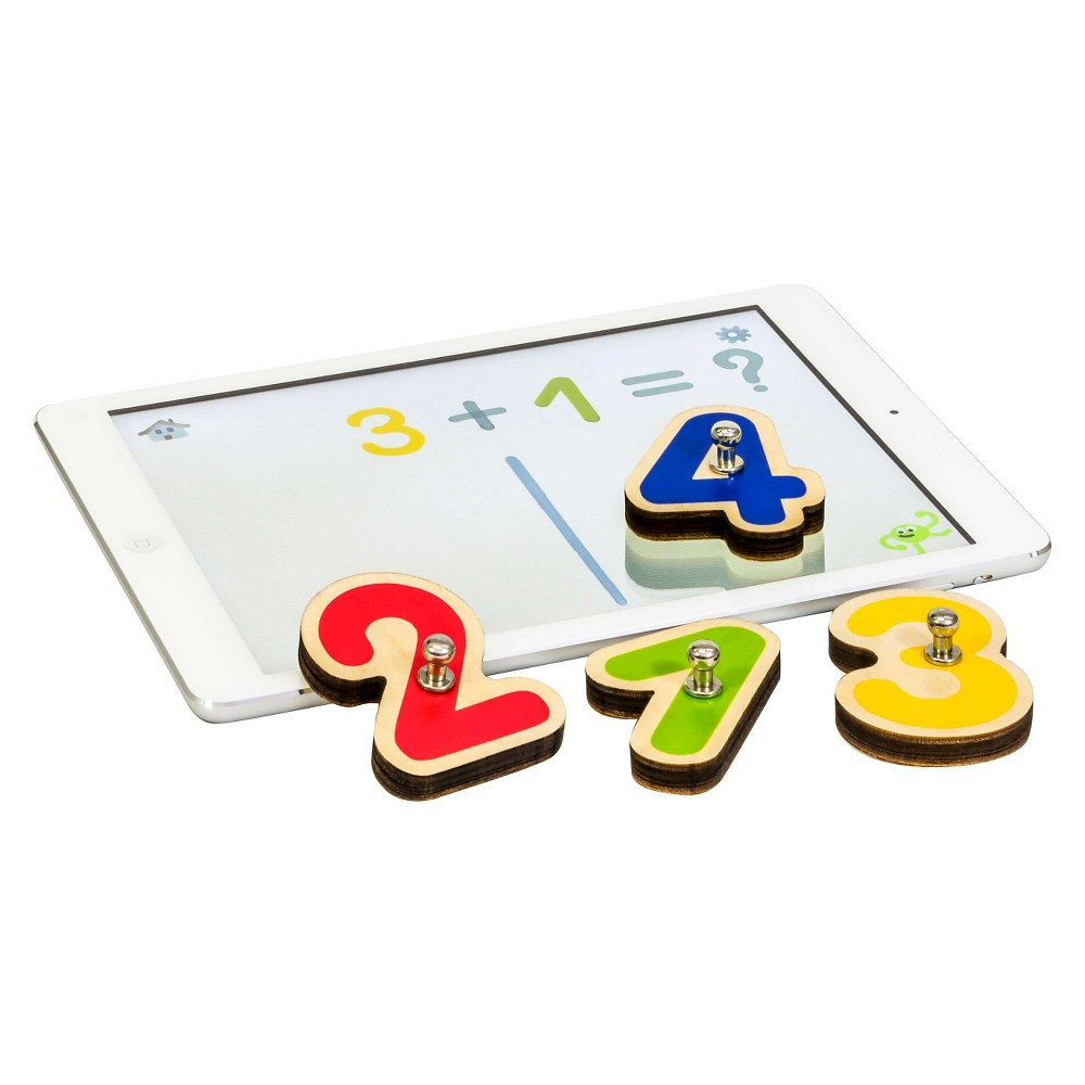 Marbotic Smart Numbers – Interactive Math Learning Toy for Tablets