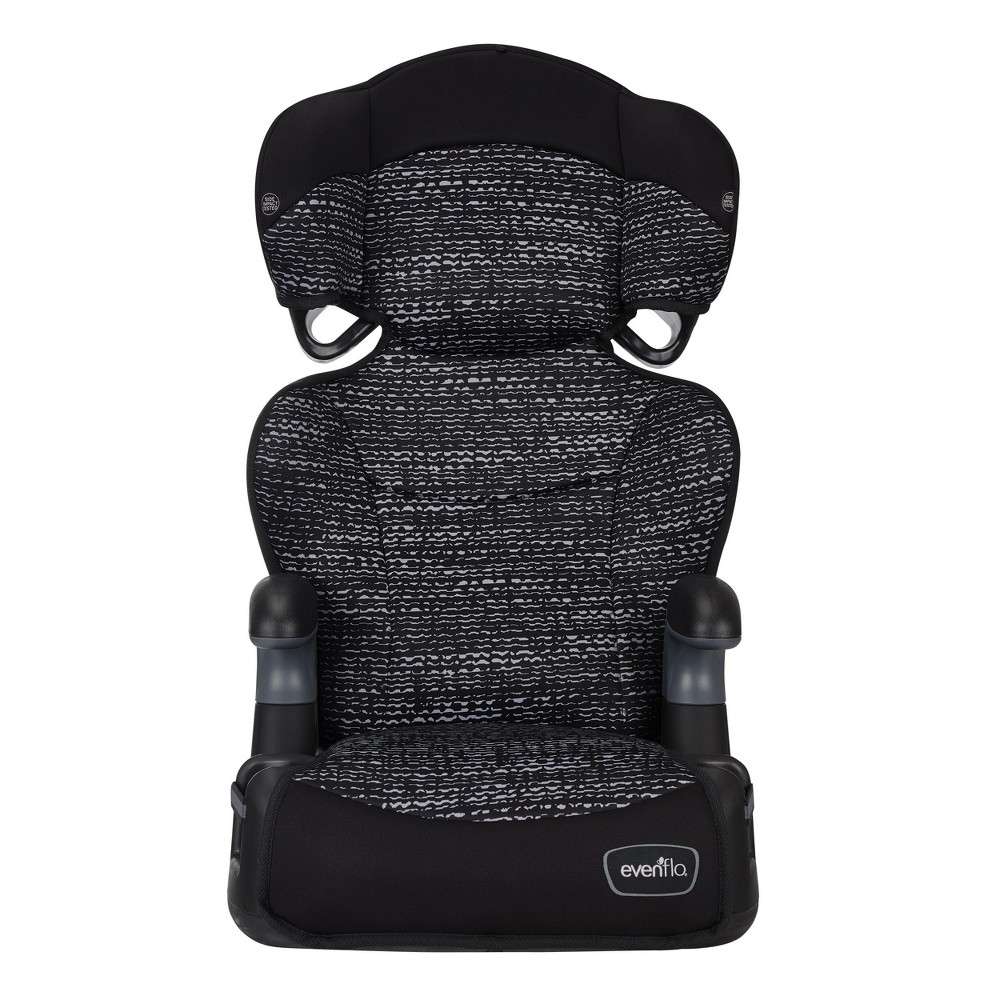 Evenflo Big Kid Booster Seat - Static Black
