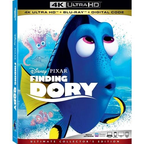 Finding Dory 4k Uhd