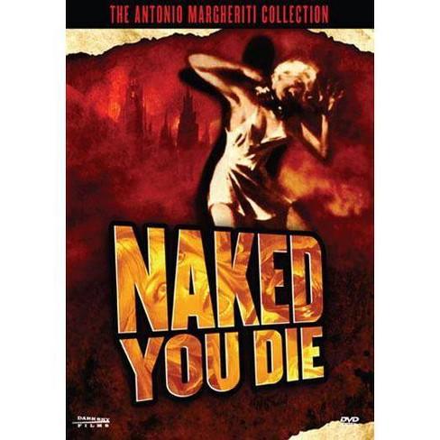 Naked You Die (DVD) - image 1 of 1