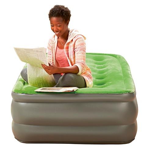 embark twin air mattress Double High Raised Twin Air Mattress   Embark™ : Target embark twin air mattress