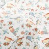 5pc Full Chirpy Birds Bedding Set with Bird Throw Pillow - Lush Dcor - image 4 of 4