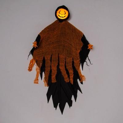 "30"" Pumpkin with Lights Halloween Decorative Holiday Mannequin - Hyde & EEK! Boutique™"