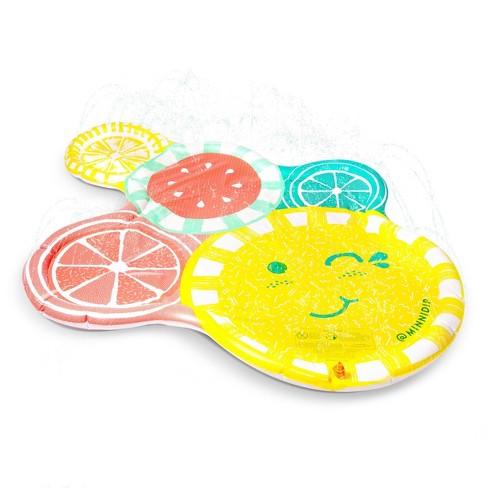 Minnidip Fruit Slice Splash Pad Sprinkler - image 1 of 3