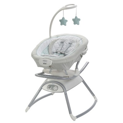 Graco Duet Glide Gliding Swing with Portable Rocker - Winfield
