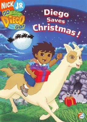 Go Diego Go!: Diego Saves Christmas (DVD)