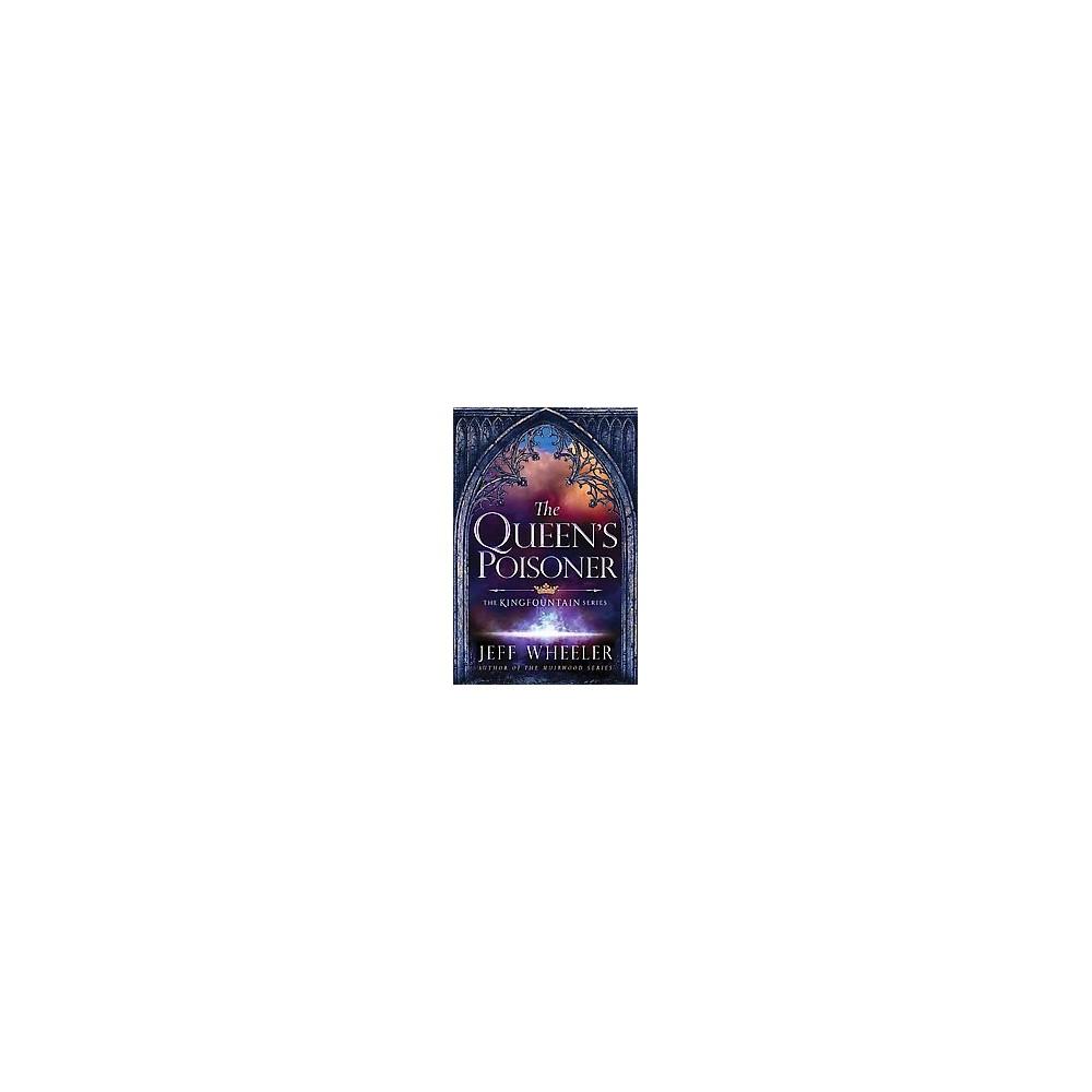Queen's Poisoner (Paperback) (Jeff Wheeler)