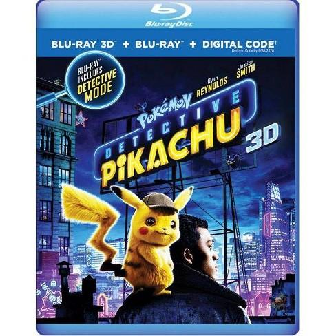 Pokemon Detective Pikachu (Blu-ray) - image 1 of 1