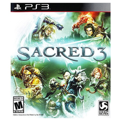 Sacred 3 PRE-OWNED PlayStation 3 - image 1 of 1