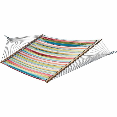 Vivere Double Quilted Fabric Hammock - image 1 of 4