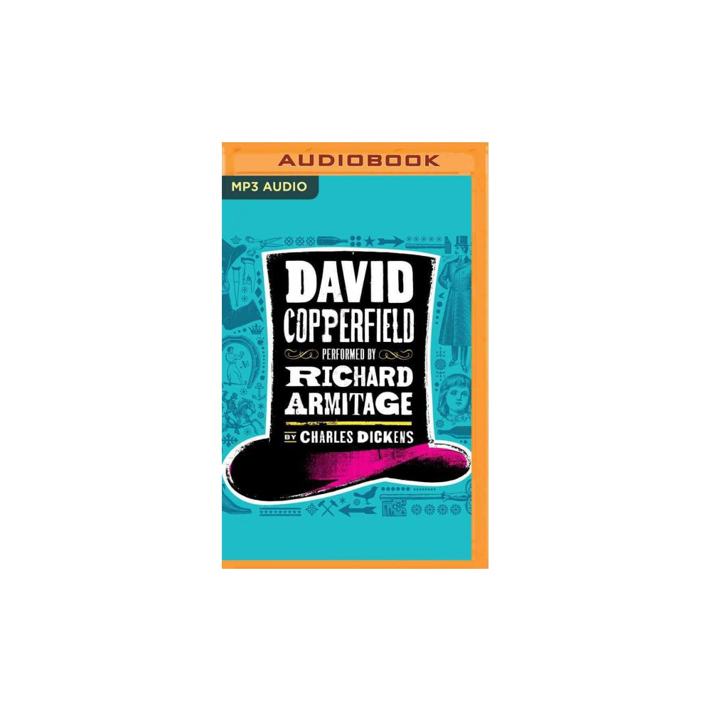 David Copperfield (MP3-CD) (Charles Dickens)