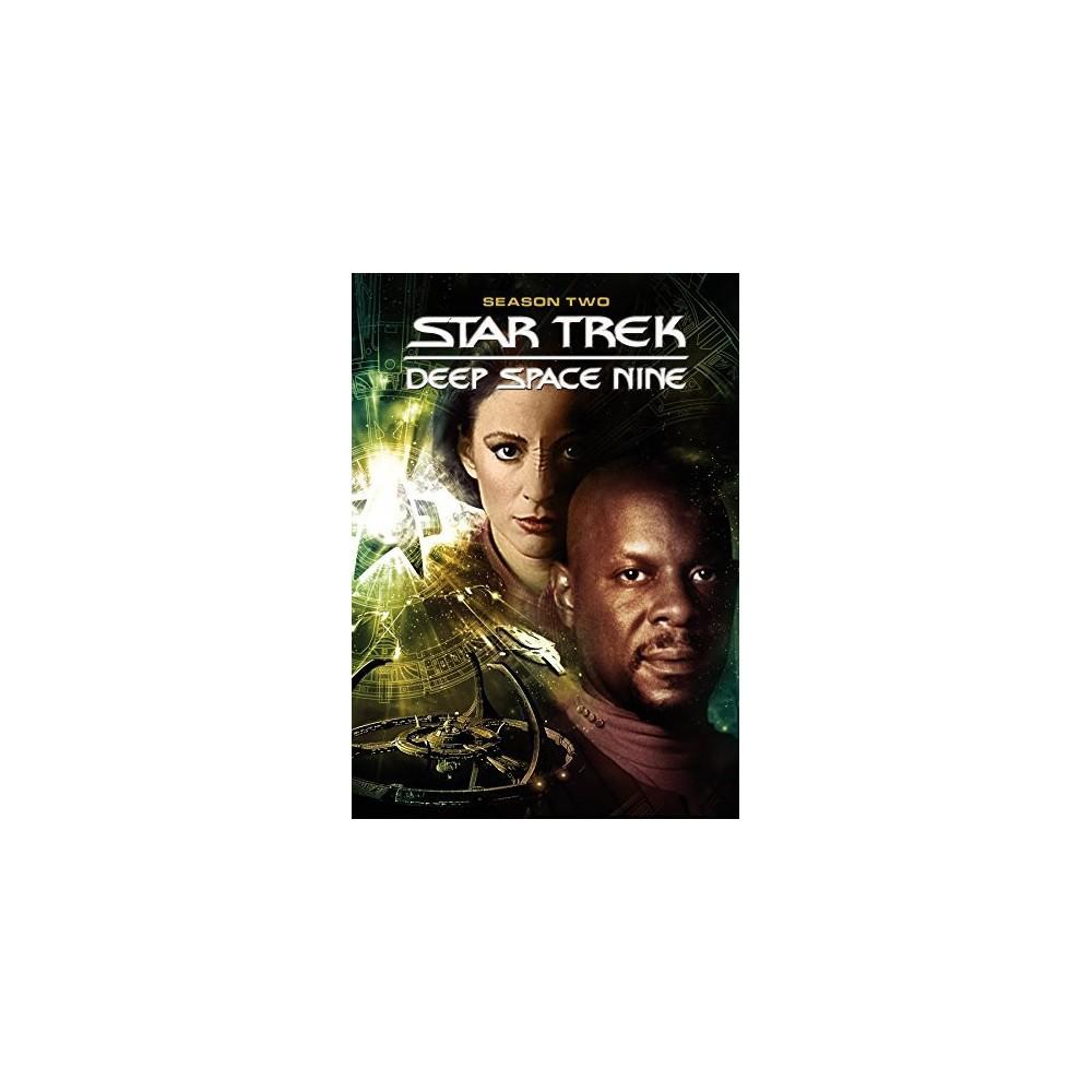 Star Trek:Deep Space Nine Season 2 (Dvd)
