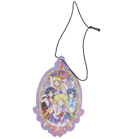 Just Funky Sailor Moon Air Freshener - Lavender Scent - image 1 of 2
