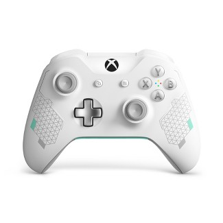 Xbox One Sport Wireless Controller - White/Teal