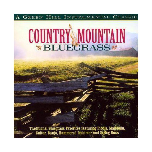Craig Duncan - Country Mountain Bluegrass (CD) - image 1 of 1