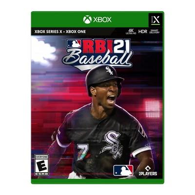 MLB RBI Baseball 21 - Xbox Series X/Xbox One