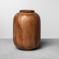 Vase Brown Hearth & Hand with Magnolia