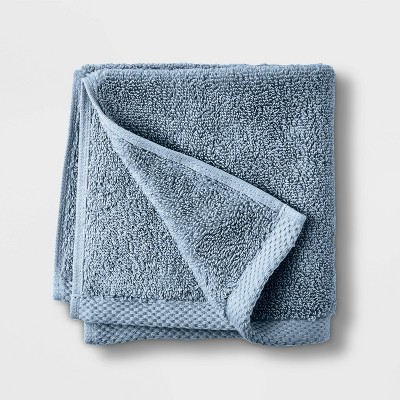 Organic Washcloth Sky Blue - Casaluna™