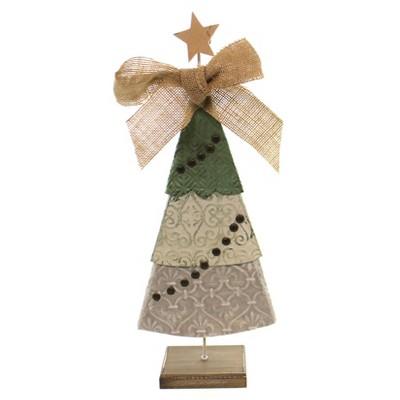 Jim Shore Evergreen Tree Rivers End Christmas Figurine  -  Decorative Figurines