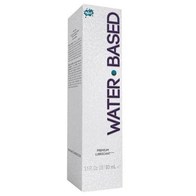 Wet Premium Water Based Liquid Lube - 3.1oz